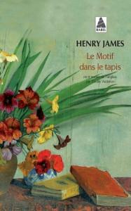 henry James le motif dans le tapis