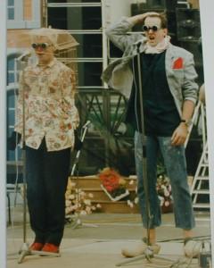 Vitor Hublot - fêtes de Wallonie 1985 - Gayole  - 1