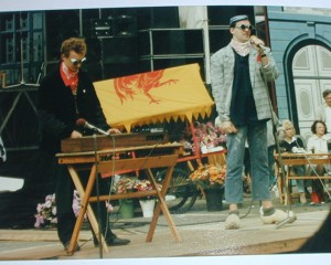 Vitor Hublot - fêtes de Wallonie 1985 - Piron